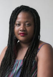 Danai Mupotsa, author of Feeling and Ugly
